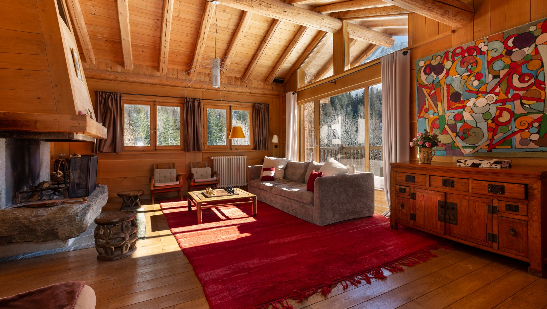 Chamonix Chalet Accommodation   Luxury Catered Chalets, Chamonix  Apartments, Ski And Summer Holidays