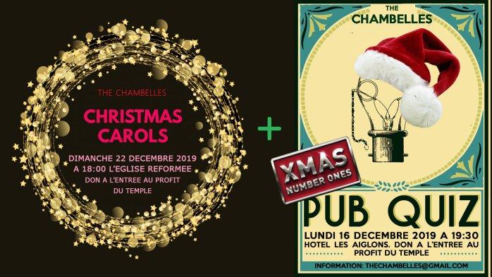 Chambelles pub quiz, Chamonix