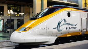 High speed train link from London to Geneva