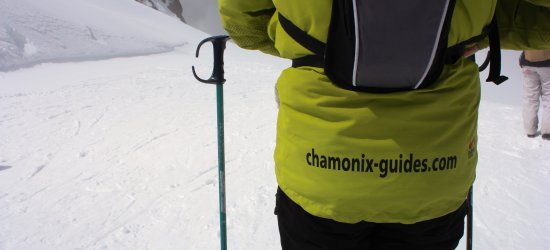 Guiding in Chamonix