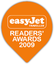 easyJet Inflight Magazine Awards - Chamonix voted Best Ski Resort