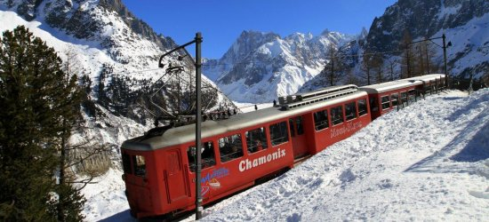 Travel to Chamonix